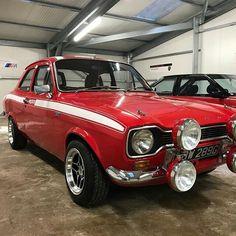 Escort Mk1, Ford Escort, Mk 1, British Sports Cars, Ford Classic Cars, Hot Cars, Muscle Cars, Garage, Husband