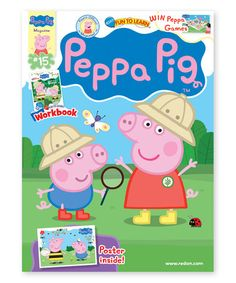 Deal alert do it yourself magazine subscription online purchase i love this peppa pig magazine subscription on zulily zulilyfinds solutioingenieria Image collections