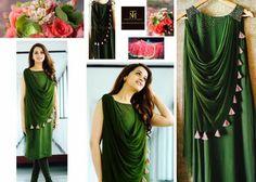 Women S Fashion Online Sites Salwar Designs, Kurti Designs Party Wear, Blouse Designs, Chudidhar Designs, Ethnic Outfits, Indian Outfits, Fashion Outfits, Western Outfits, Women's Fashion