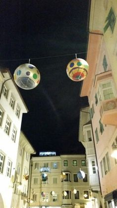 Addobbi Natalizi a Bolzano # mercatinidinatale2014