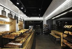 Bakery and wine shop interior design bakery japan home improvement license westchester . bakery and wine shop interior design Wine Shop Interior, Bakery Interior, Shop Interior Design, Retail Design, Bakery Shop Design, Store Design, Design Food, Deco Design, Design Ideas