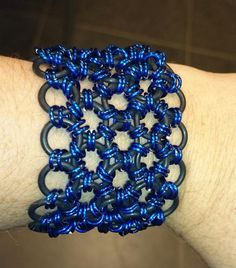 Armband van Chainmaille