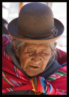 Faces of Bolivia wurde in Bolivien, Uyuni aufgenommen und hat folgende Stichwörter: Uyuni,  Bolivia.