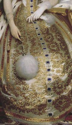 ca. 1830 Tsaritsa Alexandra Feodorovna by Carl Timoleon von Neff