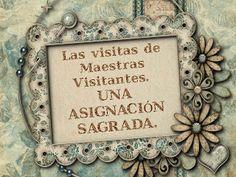 SOCIEDAD DE SOCORRO IDEAL: Maestras Visitantes