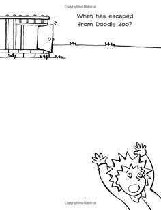 Doodle Zoo (Doodle Activity): Amazon.co.uk: Emma Parrish: Books