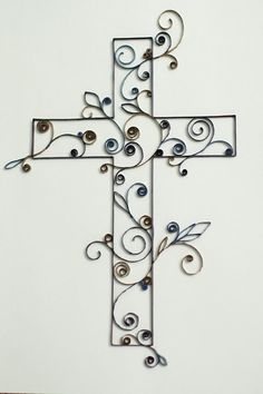 quilling cross - Google Search