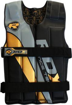 RDX Removable Pro Jacket pondéré 10,12,14 kg de poids Perte Vest Gym Courir G: Amazon.fr: Sports et Loisirs / ou equivalent