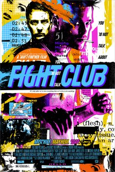 Fight Club (1999) [683 x 1024]