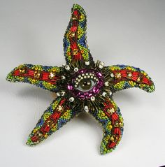 Betsy Youngquist #beadwork