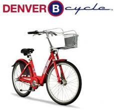 Denver B-cycle, Denver, Colorado Sharing bikes & promoting sustainable living