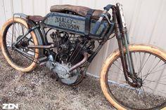 Vintage Harley #motorcycle