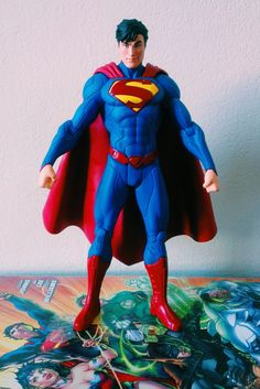 Superman | New 52 Action Figure