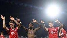 Lockere erste Runde DFB-Pokal: Lewandowski-Hattrick beseelt die Bayern