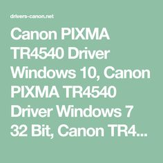80 Best canon printer images in 2019 | Cannon, Canon, All in one