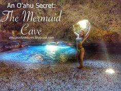 An Oahu Secret The Mermaid CaveThe most beautiful place I have been Mermaid Mermaid quotes mermaid life Hawaii Secret mermaid cave travel vacation islands milso military. Hawaii Honeymoon, Oahu Hawaii, Hawaii Travel, Hawaii Hikes, Kauai, Thailand Travel, Croatia Travel, Honeymoon Destinations, Bangkok Thailand