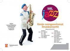 Miljazz 2015 - Lahti - Menoinfo.fi - Etelä-Suomen Sanomat