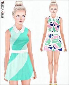 Dress 31 I by Irida