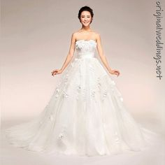 """""""Princess Bride"""" Gown (via @Senasio )"""