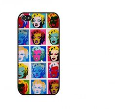 Color Malian Monroe iPhone 4 and iPhone 4S