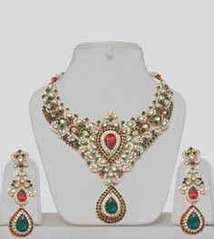 Indian Wedding Kundan Jewellery