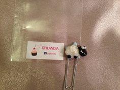 Ganchito oveja porcelana fria #opilandia