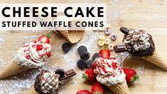 Mason Jar Cheesecake, Peach Cheesecake, Mason Jar Desserts, Cheesecake Recipes, Easy Desserts, Delicious Desserts, Dessert Recipes, Oreo Desserts, Plated Desserts