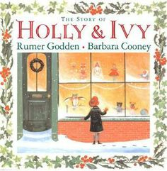 """After reading this review from Inhabiting Books on The Story of Holly & Ivy, I'm putting this Christmas book on my """"must read"""" list for next year."""