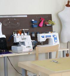 Where I Sew – Megan Nielsen