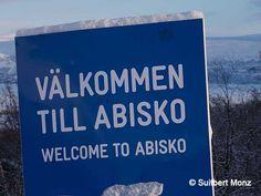 Auf der Jagd nach dem Nordlicht in Abisko (Photo Blog Suitbert Monz)
