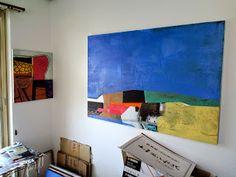 Jim Harris: Artist.: Jim Harris: Studio 4.9.2014