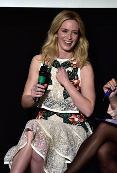 April 5th | A Quiet Place' - Immersive Fan Screening - Stage - 008 - Emily Blunt Fans | Image Gallery
