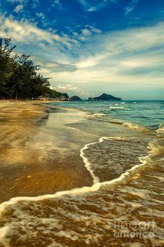 ✯ Paradise - an empty Beach in Thailand