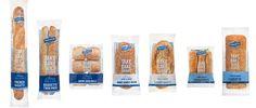 Artisan Bread Packaging by Boriana M. Strzok, via Behance