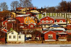 Porvoo, Finland. Photo: Niklas Sjöblom