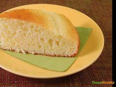 TORTA SOFFICE ALLO YOGURT SENZA GLUTINE  #ricette #food #recipes
