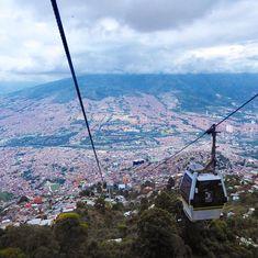 Medellín, Colombia #explore #leisure #life