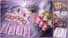 Kit de fiesta de Violetta
