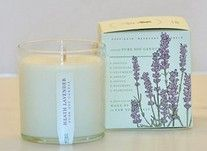 Heath Lavender Soy Candle with Plantable Box Cute Candles, Scented Candles, Pillar Candles, Candle Jars, Candle Holders, Candle Store, Interior Design Images, Luxury Flowers, Lavender Flowers