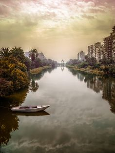 Nile River, Cairo - Egypt