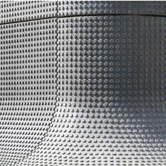 ECDM - Thiais Bus Centre near Paris Ductal (high performance concrete) Concrete Facade, Industrial Architecture, Dezeen, Signage, Centre, Facades, Architects, Studios, Surface