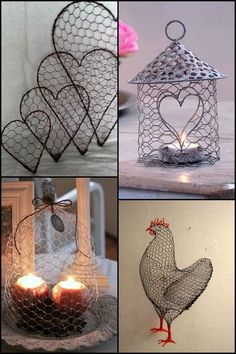 Spread the loveMake Use of Your Excess Chicken Wire with These Beautiful Craft Ideas! 28 Great Modern Decor Ideas Trending Now – Make Use of Your Excess Chicken Wire with These Beautiful Craft Ideas! Chicken Wire Art, Chicken Wire Crafts, Chicken Wire Baskets, Wire Art Sculpture, Chicken Wire Sculpture Diy, Tree Sculpture, Metal Sculptures, Fun Crafts, Diy And Crafts