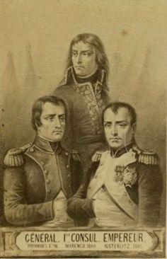Napoleone: generale, console e imperatore