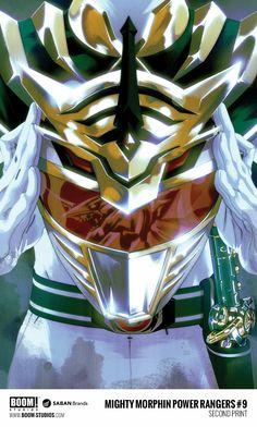 Evil White Ranger. #SonGokuKakarot