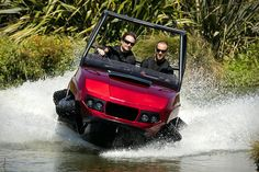 Gibbs Terraquad high speed amphibian, is a derivative of the already established Quadski platform. Terraquad amphibian has a side by side seating configuration… Four Wheelers For Sale, 4 Wheelers, Amphibious Vehicle, Terrain Vehicle, Expedition Vehicle, Search And Rescue, Water Sports, Motor Car, Autos