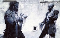 http://www.juxtapoz.com/street-art/dulwich-fight-club-by-conor-harrington