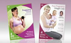 Groupon - Pregnancy and Post-Pregnancy Fitness 8-DVD Set. Free Returns. in Online Deal. Groupon deal price: $11.99