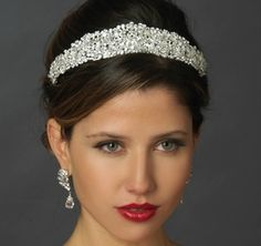 Marty - Spectacular Royal collection Swarovski crystal tiara - SPECIAL two left