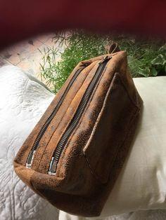 Trousse Zip-Zip cousue par Domcréa - Patron couture Sacôtin