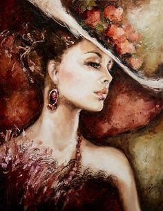 Нет женщин, не любящих духи, есть женщины, не нашедшие свой запах | Elzbieta Brozek (в коллекцию). Обсуждение…